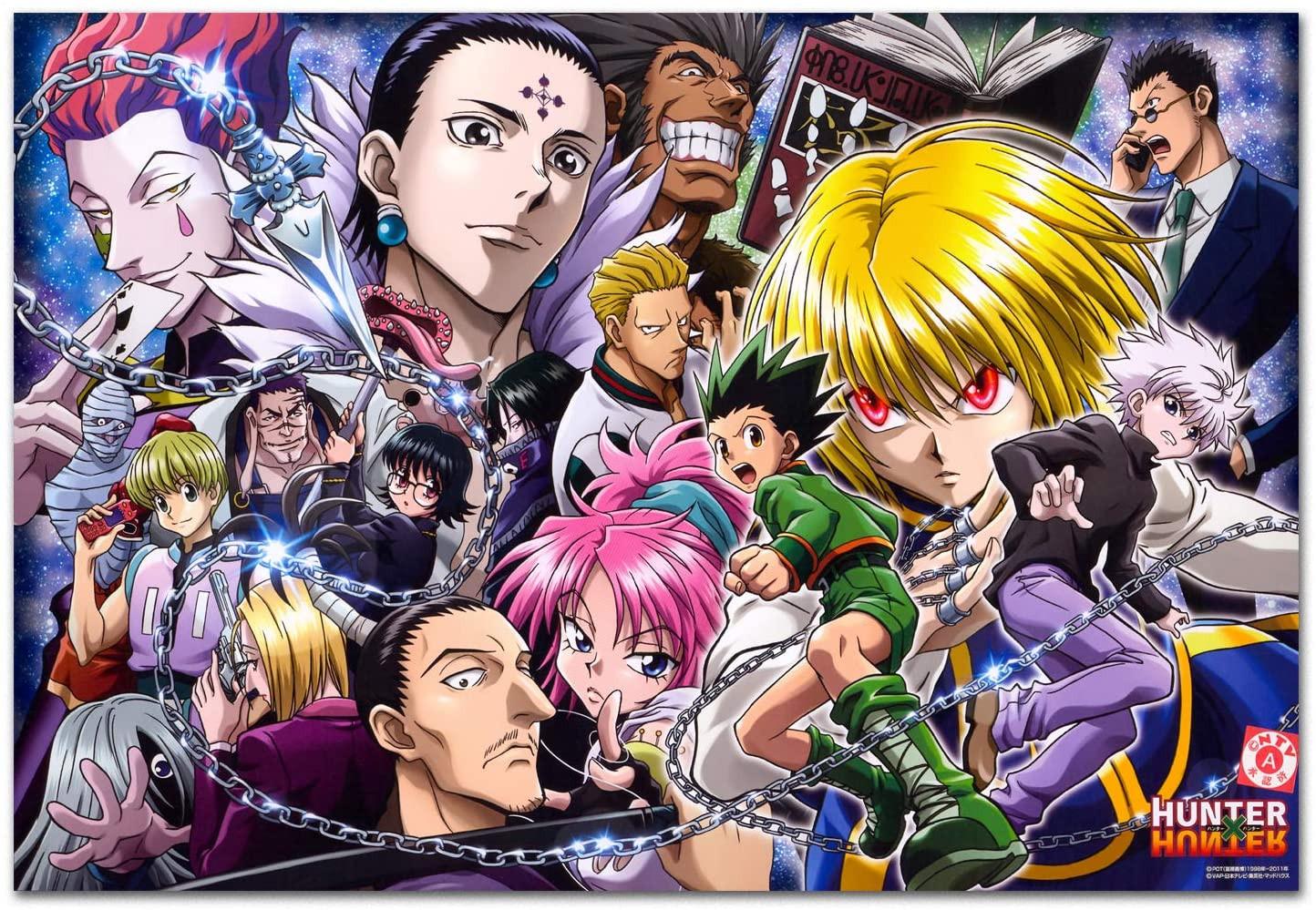 Qui es-tu dans ''Hunter × Hunter'' ?