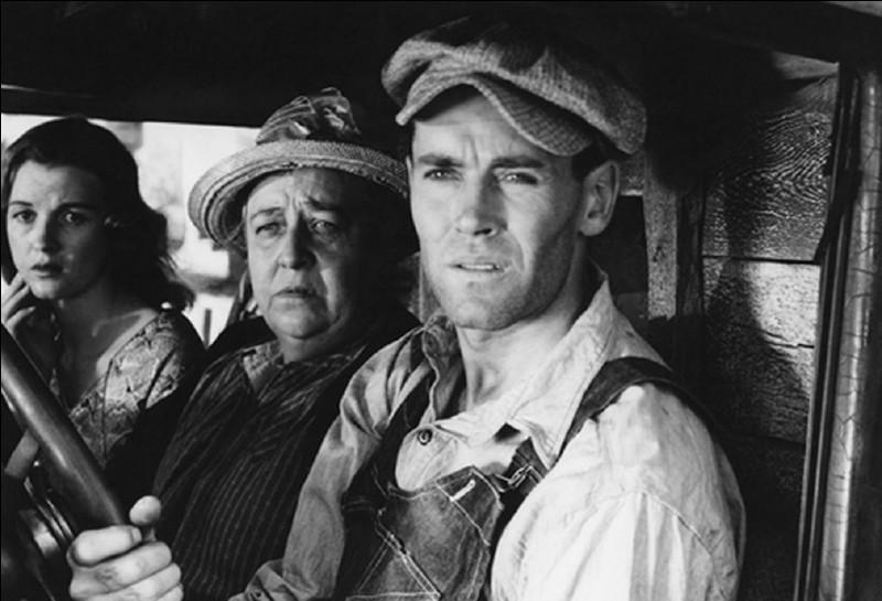 Complétez le titre du film réalisé par John Ford ''Les... de la colère''