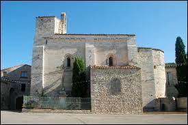 Nous terminons notre balade devant l'église Saint-Étienne de Saussines. Commune de l'ex région Languedoc-Roussillon, elle se trouve dans le département ...