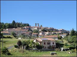 Commune Altiligérienne, Allègre se trouve dans l'ex région ...