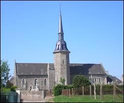 Ancienne commune Calvadosienne, Saint-Jean-du-Blanc se situe en région ...