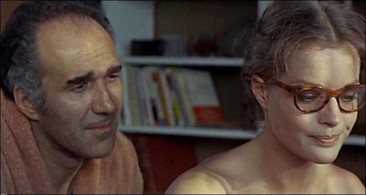 """Nous passons sur Sissi et les années 60 pour débuter avec le film qui fit relancer sa carrière en 1970 (Avec """"La Piscine"""" un an avant), annonçant sa plus belle période. C'est une oeuvre réalisée par Claude Sautet."""