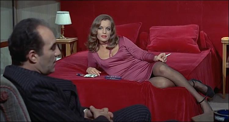 """En 1971, elle retrouve Michel Piccoli et Claude Sautet dans """"Max et les ferrailleurs"""". Comment se prénommait son personnage dans le film ?"""
