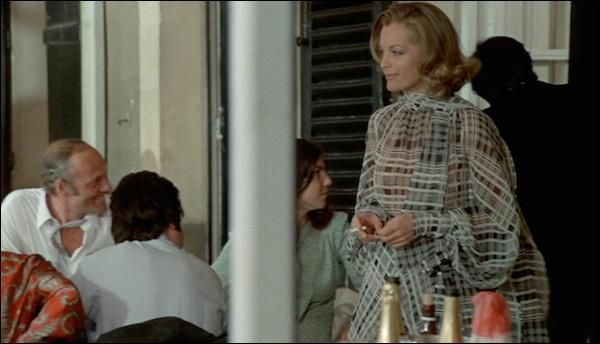 """En 1972, toujours sous la direction de Claude Sautet, elle tourne dans """"César et Rosalie"""". Qui était """"César"""" dans le film ?"""