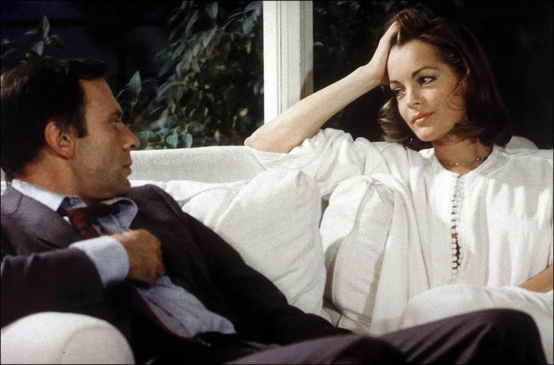 Romy Schneider retrouve de nouveau Jean-Louis Trintignant en 1974 dans un film de Michel Deville. Quel est son titre ?