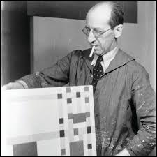 Quel est ce peintre, pionniers de l'abstraction ?