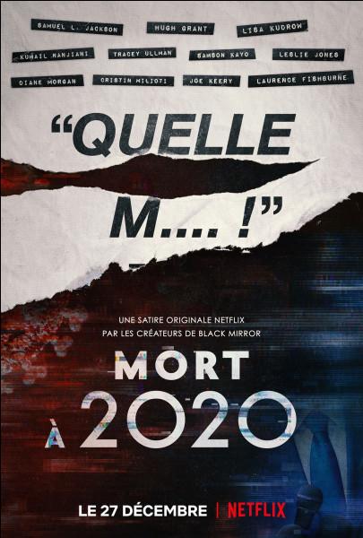 Un faux documentaire revenant sur l'année 2020 est sorti sur Netflix le...