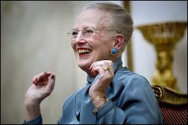 De quel pays Margrethe II est-elle la reine ?