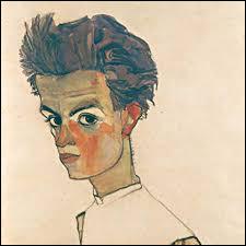 De qui Egon Schiele était-il l'élève ?