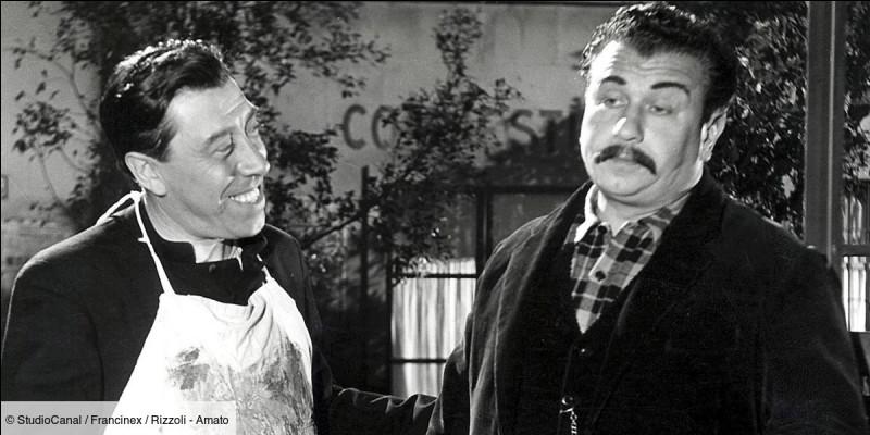"""Dans """"Le Petit monde de Don Camillo"""", Don Camillo était joué par..."""