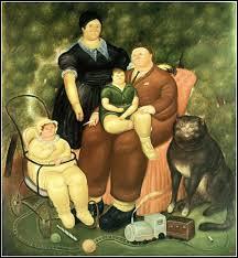 """Comment s'appelle le peintre de cette œuvre, nommée """"Escena Familiar"""" ?"""