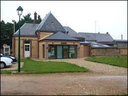 Commune Eurélienne, Dancy se situe en région ...
