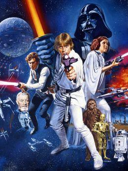 Quiz Star Wars IV, V, VI