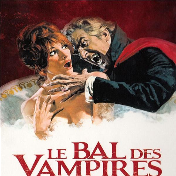 Qui est le réalisateur franco-polonais du film ''Le Bal des vampires'' ?
