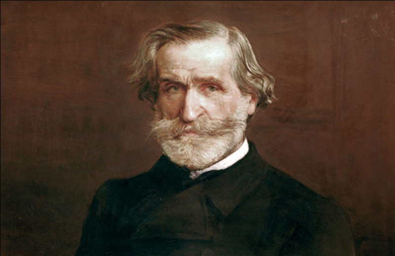 Qui est ce musicien italien, compositeur de l'opéra ''Le Bal masqué'' ?