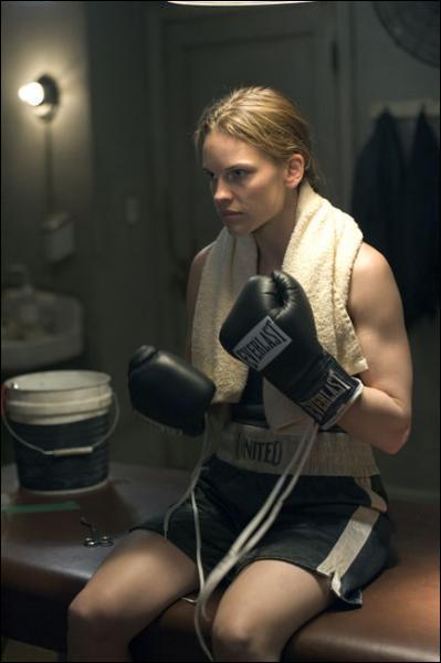 Quel surnom gaélique donne Clint Eastwood à cette boxeuse ?