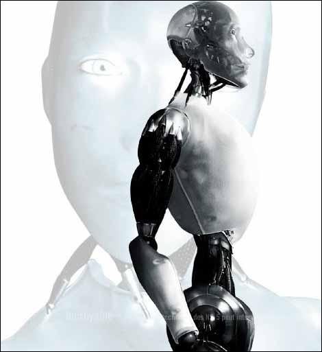 Comment s'appelle ce robot jouant avec Will Smith ?