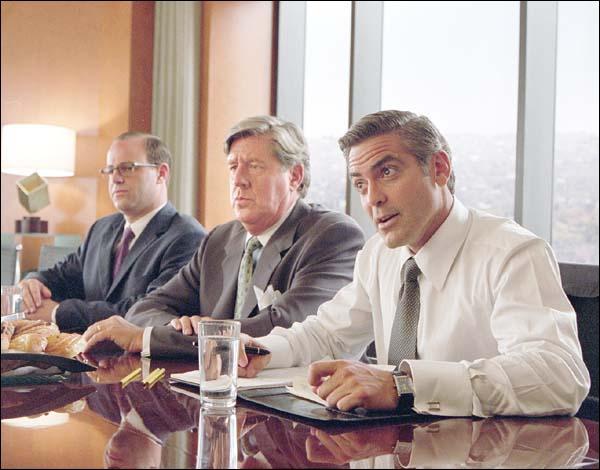 Quelle actrice joue en face de George Clooney dans ce film ?