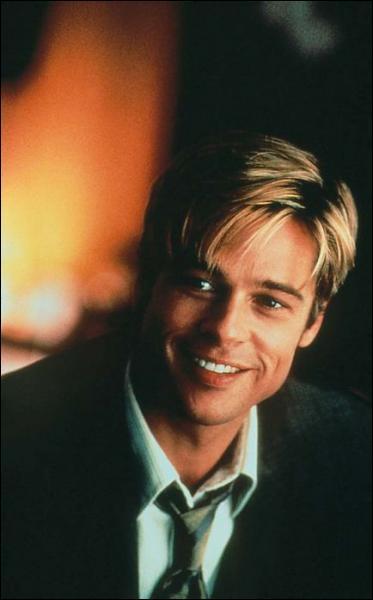 Dans ce film, de qui Brad Pitt joue-t-il le rôle ?