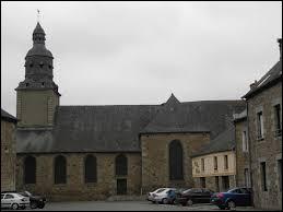 Aujourd'hui dimanche, nous commençons notre balade en Bretagne, au pied de l'église Saint-Magloire de Châtelaudren. Commune de l'arrondissement de Guingamp, elle se trouve dans le département ...
