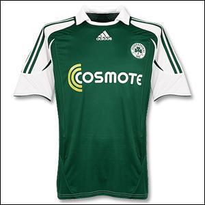 Quel club joue avec ce maillot ?