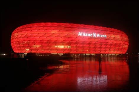 A quelle équipe Allemande appartient ce stade ?
