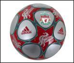 Quelle équipe est représentée sur ce ballon ?