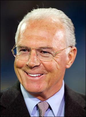 Dans quelle séléction Franz Beckenbauer a-t-il joué ?