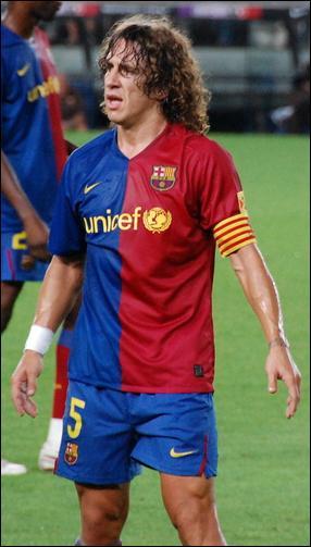 Quel est ce défenseur du FC Barcelone ?