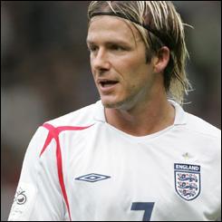 Dans quel club David Beckham a-t-il évolué de 1993 à 2003 ?