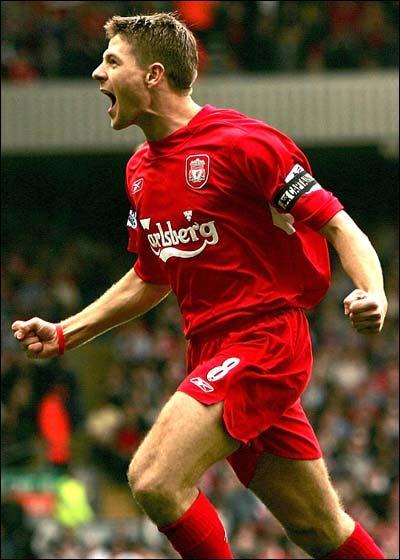 Dans quel club joue actuellement Steven Gerrard ?