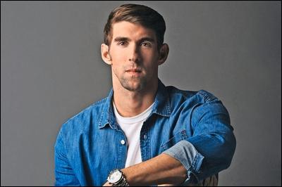 Quel sport Michael Phelps pratiquait-il ?