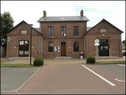 Commune Seinomarine, Boudeville se situe en région ...
