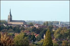 Je vous emmène près de la frontière belge, à Halluin. Ville de la métropole européenne de Lille, elle se trouve dans le département ...