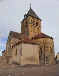Voici l'église Saint-Germain-d'Auxerre, à Rouy. Commune de Bourgogne-Franche-Comté, dans l'arrondissement de Nevers, elle se situe dans le département ...