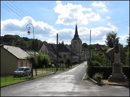 Commune Sarthoise, Saint-Germain-d'Arcé se situe en région ...