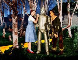 """Qui a écrit """"Le Magicien d'Oz"""" ?"""