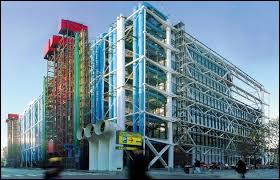 Lequel de ces architectes a participé à la construction du Centre Pompidou ?