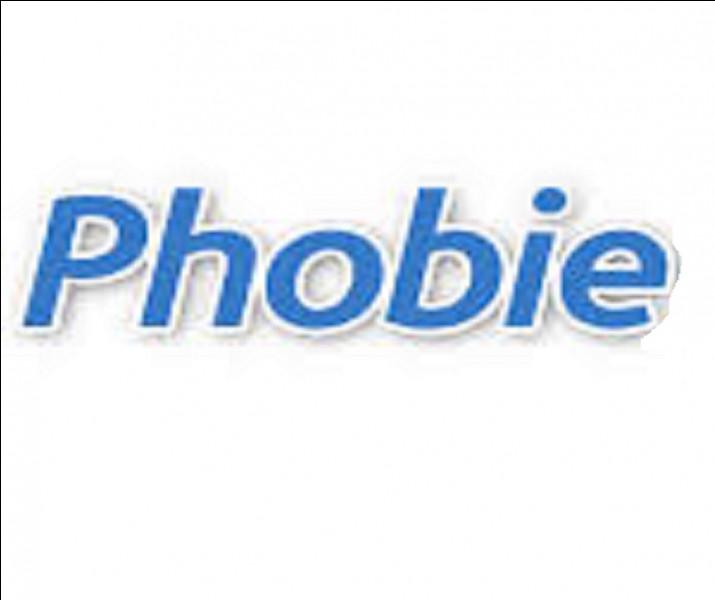 Qu'est-ce que la ''nomophobie'' ?