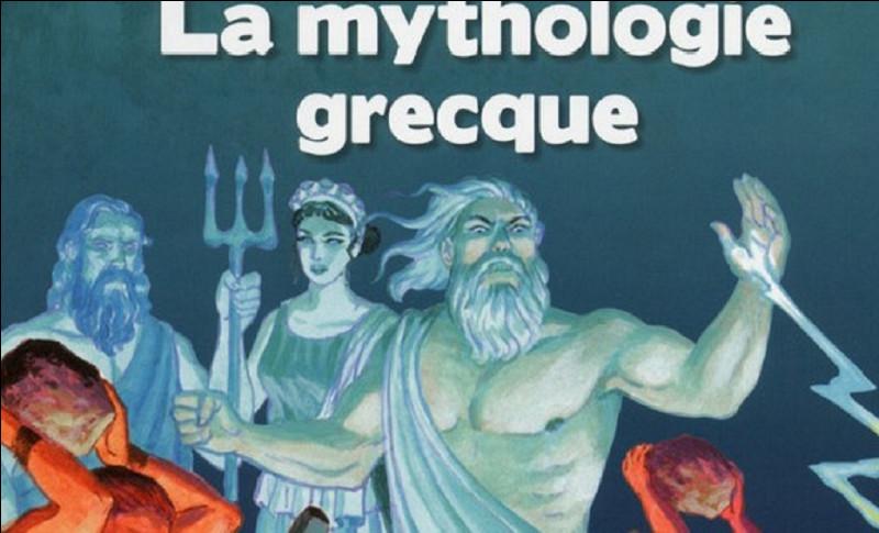 Qui sont les ''Néréides'' dans la mythologie grecque ?