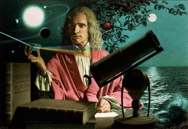 Quel était le prénom de Newton, mathématicien, physicien, philosophe, alchimiste, astronome et théologien ?