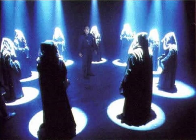 Quel est le nom de la science occulte qui fait appel aux morts pour prédire l'avenir ?