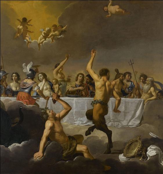Le nectar est le breuvage des dieux dans la mythologie grecque. Quel est le nom de leur nourriture ?