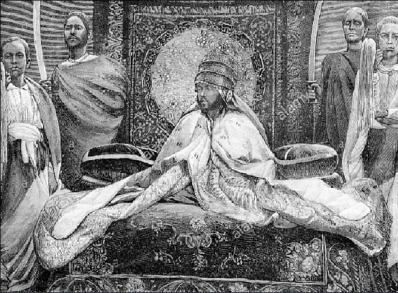 ''Négus'' était le titre des empereurs de quel pays d'Afrique ?