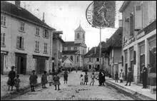Commune Iséroise, Les Abrets se situe en région ...