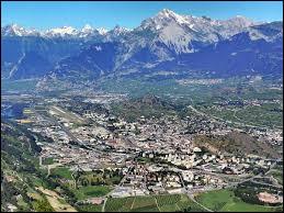 Quelle est la capitale du canton de Valais ?