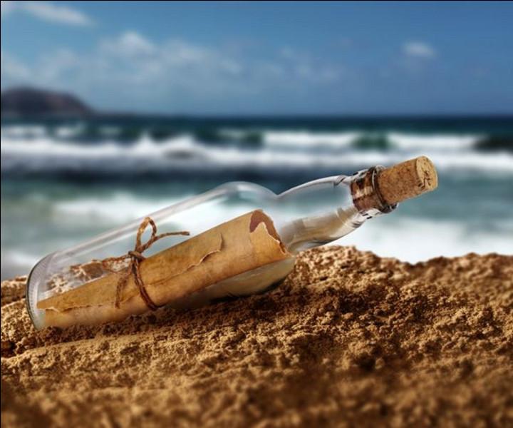 Quel groupe chante ''Message in a Bottle'' (Une Bouteille à la mer) en 1979 ?