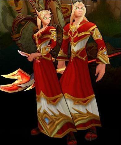 Les races de World of Warcraft