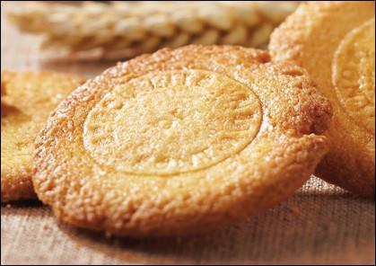 Quel est ce biscuit sablé au beurre, célèbre grâce à son goût unique, spécialité de Pont-Aven ?