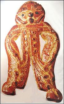 Quel est ce biscuit sablé à la fleur d'oranger en forme de soldat , spécialité de Valence ?